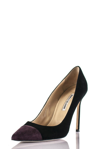Brian Atwood leopard pony hair platform pumps Size 7  [20% OFF]