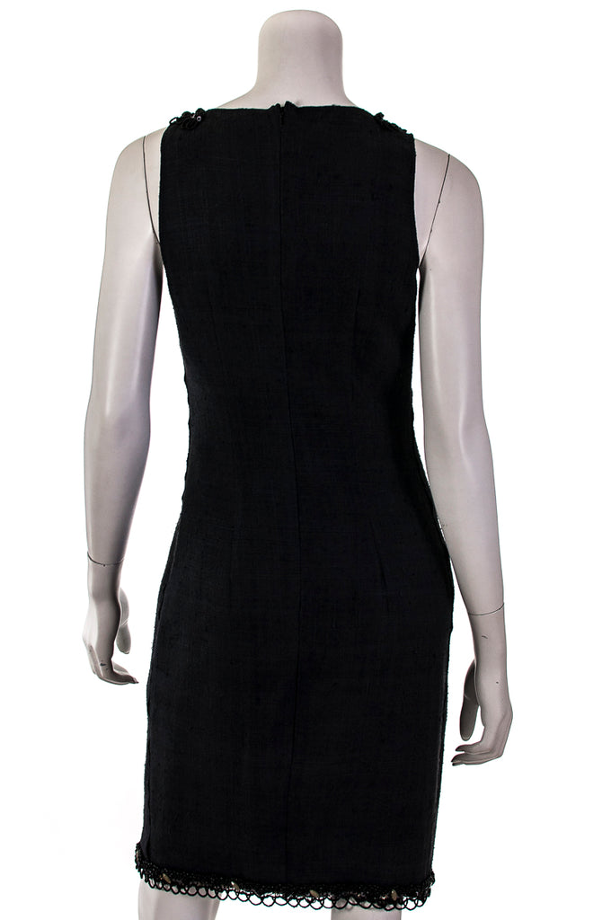 Prada sleeveless embellished dress Size M | IT 44 [20% OFF] - OWN THE COUTURE