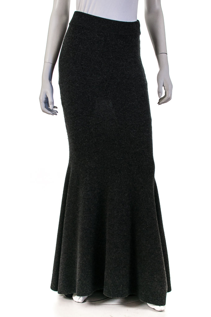 Michael Kors Collection cashmere maxi skirt Size XS  [20% OFF] - OWN THE COUTURE