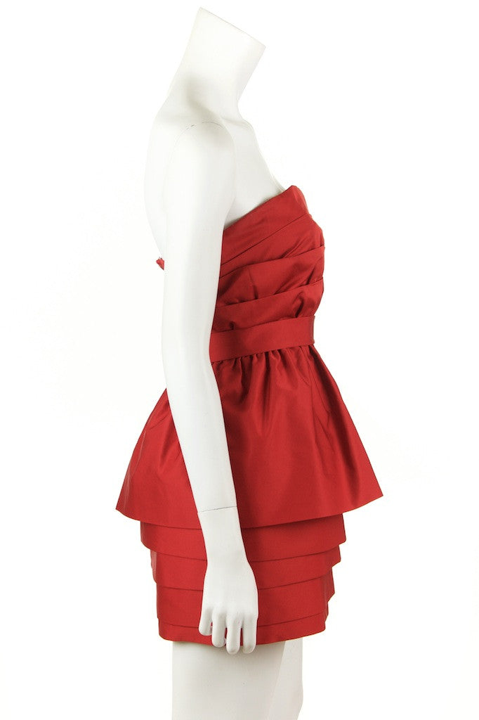 Acne strapless dress Size XS | FR 36 - OWN THE COUTURE  - 2