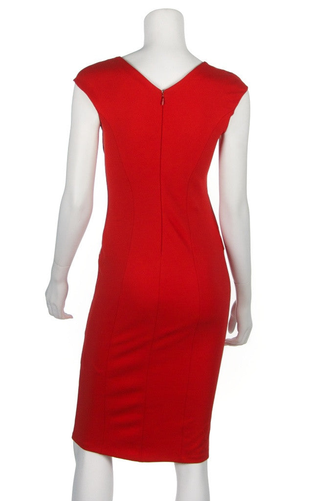 Armani Collezioni sleeveless stretch jersey dress with tags Size XXS | IT 38  [20% OFF] - OWN THE COUTURE
