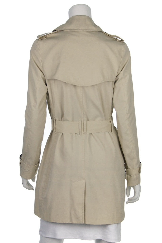 Burberry gabardine trench coat Size S | UK 8 - OWN THE COUTURE