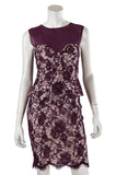 Emilio Pucci peplum lace sleeveless dress Size M | IT 44  [20% OFF] - OWN THE COUTURE