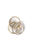 Cartier Trinity gold ring Size 6.5 - OWN THE COUTURE  - 3