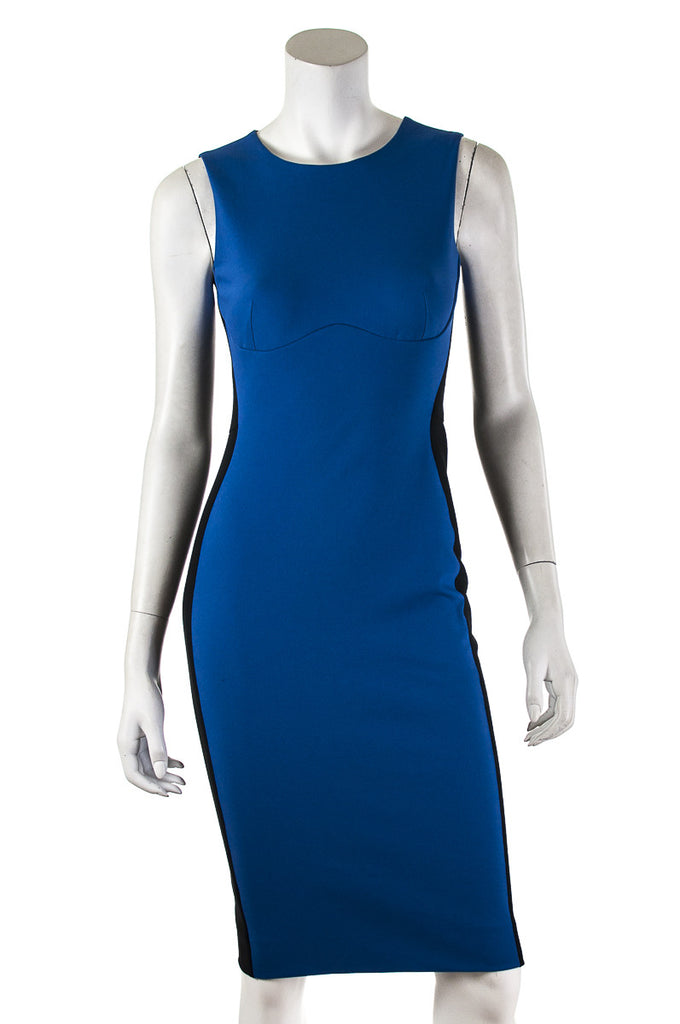 Stella McCartney colour blocked wave dress Size XS | IT 40 - OWN THE COUTURE