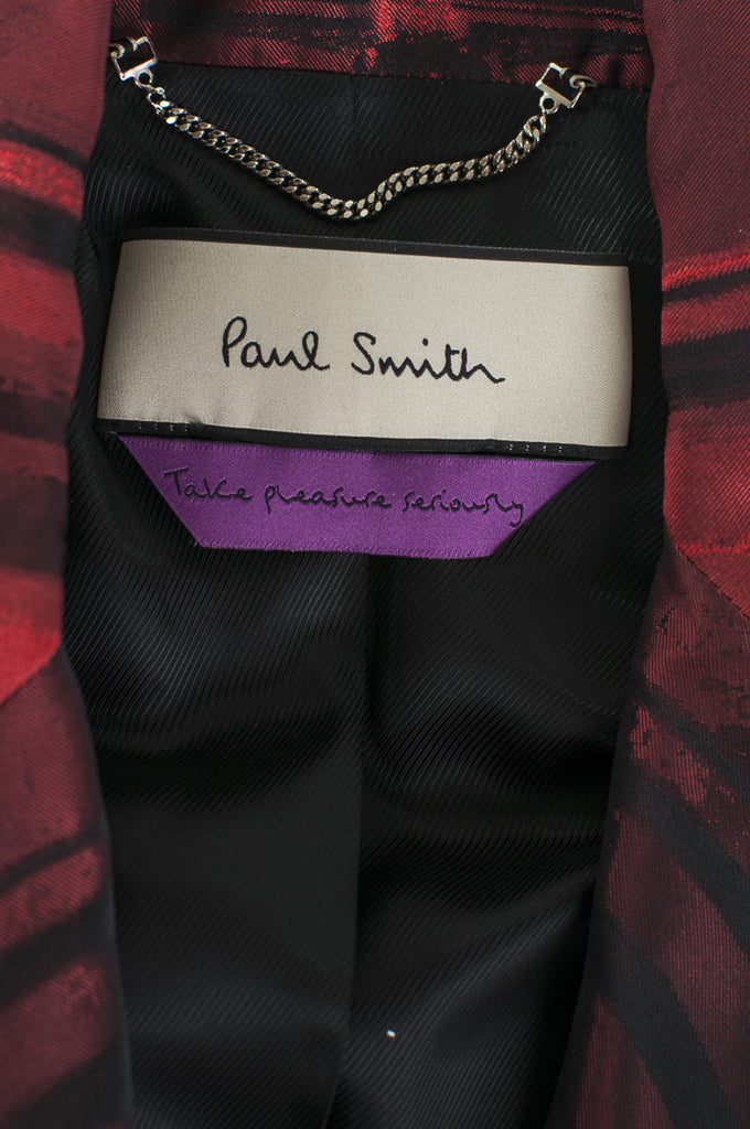 Paul Smith Chandelier jacquard blazer Size L | IT 46 - OWN THE COUTURE  - 5