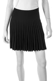 Diane von Furstenberg Mara stretch ponte pleated mini skirt Size XS - OWN THE COUTURE  - 1