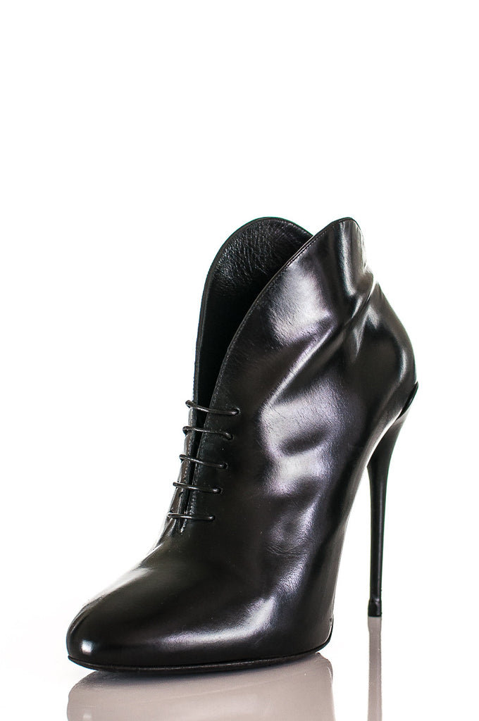 Gucci lace up ankle boots Size 8.5  [20% OFF] - OWN THE COUTURE