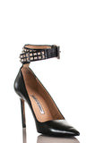 Manolo Blahnik studded Belta pumps Size 8.5  [20% OFF] - OWN THE COUTURE