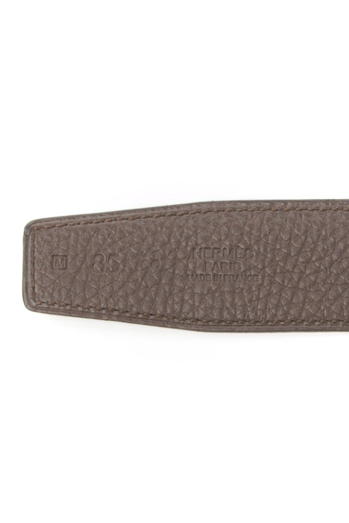 Hermès reversible belt kit Size M  [15% OFF] - OWN THE COUTURE  - 5