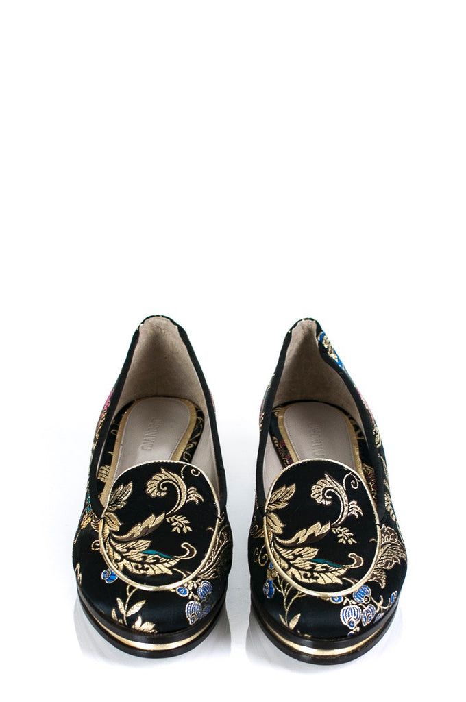 Jason Wu Little Emperor brocade loafer New Size 11 - OWN THE COUTURE  - 3