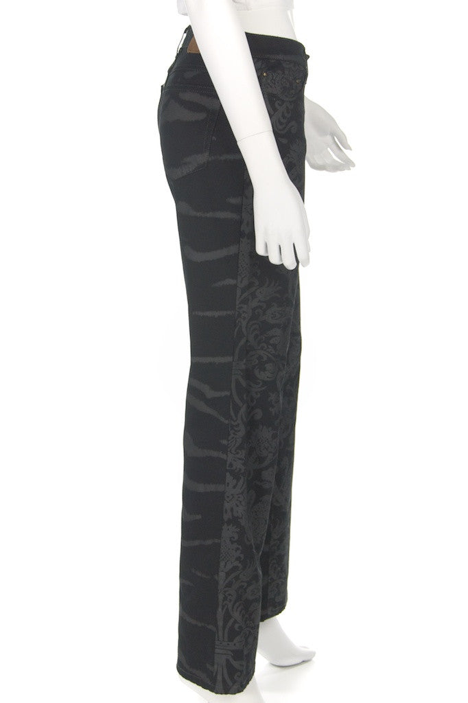 Just Cavalli pattern pants Size S | 28  [10% OFF] - OWN THE COUTURE