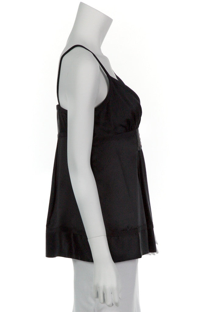 Marc by Marc Jacobs satin top Size L  [40% OFF] - OWN THE COUTURE