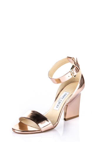 B by Brian Atwood suede and crystal Loreto sandals New Size 10 [20% OFF]