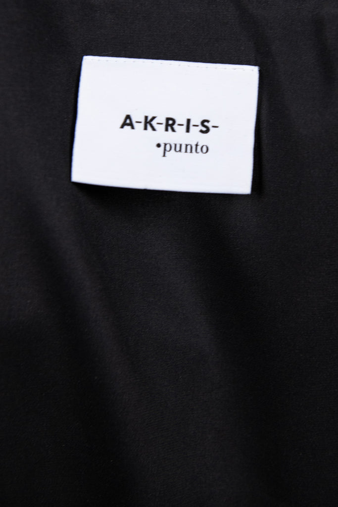 Akris Punto Black Zip Mesh Embellished Dress M | D 38 [20% OFF] - OWN THE COUTURE