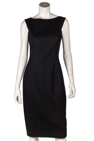 Prada Grey Ombre Knit Sleeveless Dress Size XS | IT 40 [20% OFF]