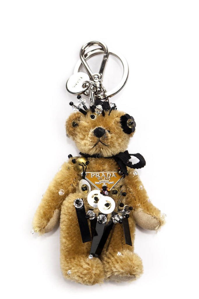 42dea0852ec9 Prada teddy bear bag charm | OWN THE COUTURE | Canada's luxury ...