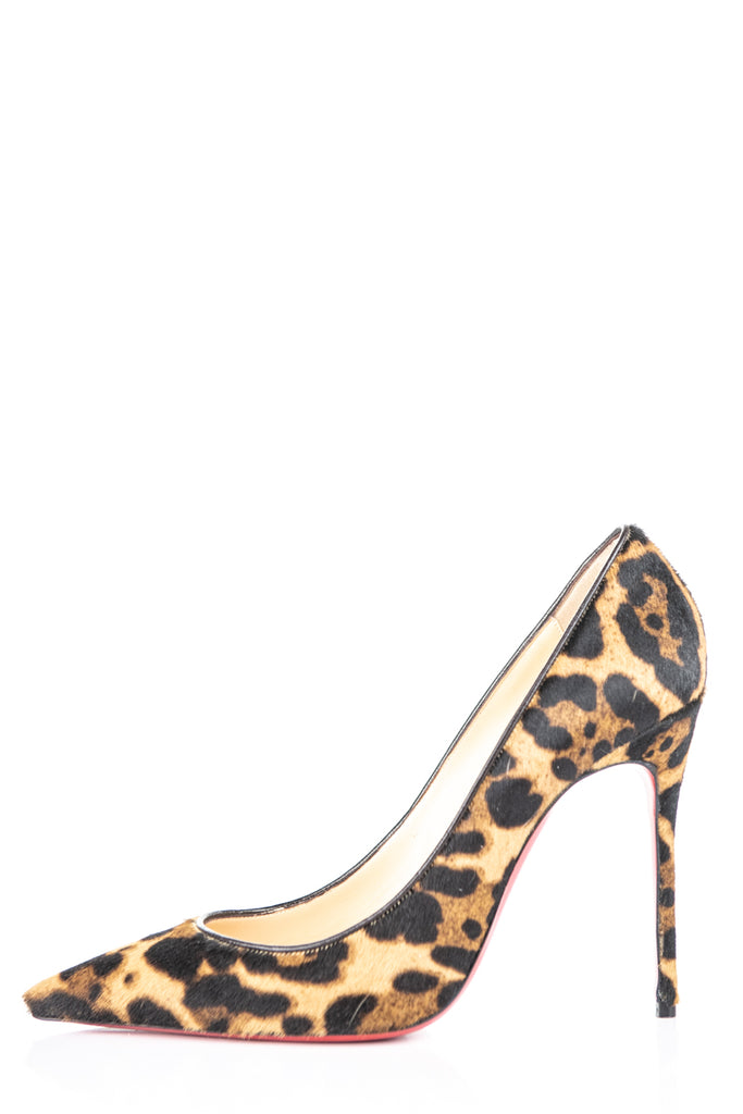 Christian Louboutin leopard pony hair Pigalle Pumps New Size 10 | EU 40 - OWN THE COUTURE