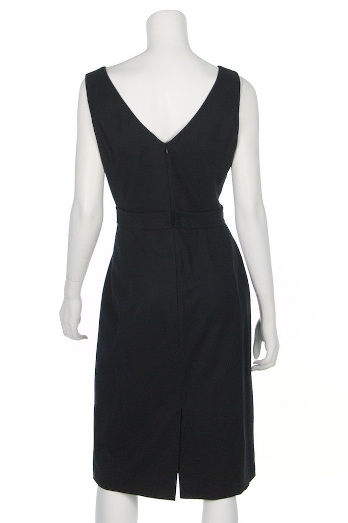 Piazza Sempione sleeveless shift dress Size L | IT 46  [20% OFF] - OWN THE COUTURE  - 3