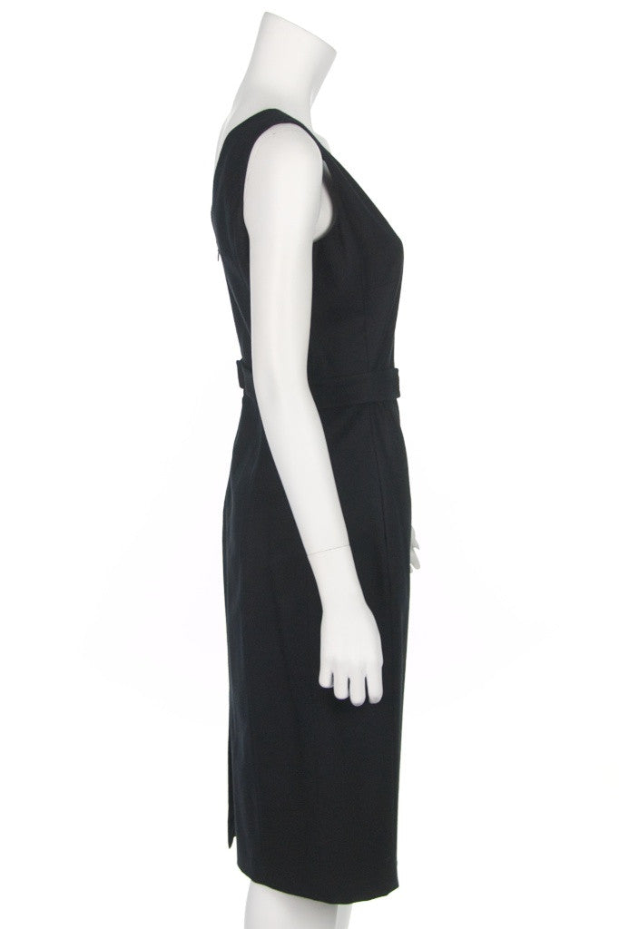 Piazza Sempione sleeveless shift dress Size L | IT 46  [20% OFF] - OWN THE COUTURE  - 2