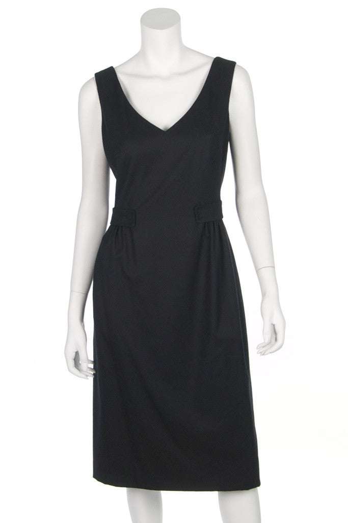Piazza Sempione sleeveless shift dress Size L | IT 46  [30% OFF] - OWN THE COUTURE