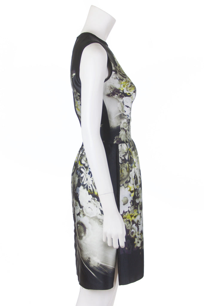 Prada floral print flared dress Size XXS | IT 38  [20% OFF] - OWN THE COUTURE