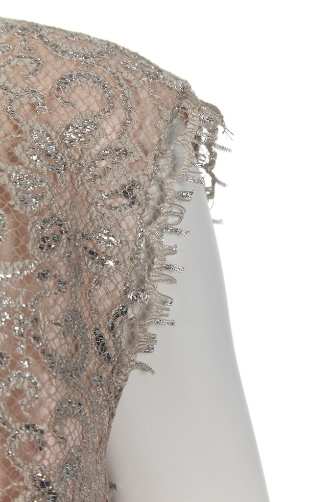 Shoshanna lace top Size L | US 10 - OWN THE COUTURE