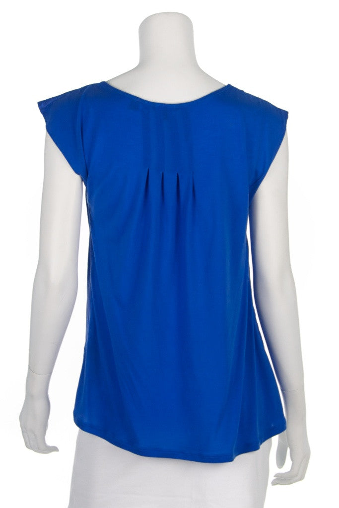 Ted Baker sleeveless top Size S | 1 - OWN THE COUTURE