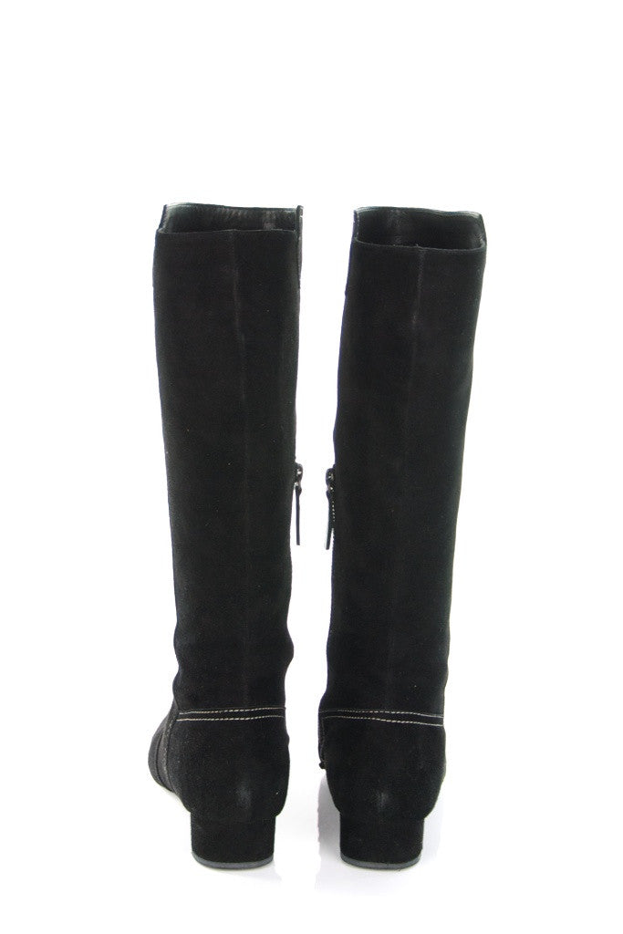 Tod's suede knee high boots New Size 10  [15% OFF] - OWN THE COUTURE  - 4