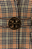 Tory Burch belted plaid tweed jacket New Size S | US 6  [15% OFF] - OWN THE COUTURE