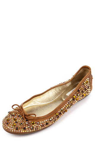 cd244397d428 Lanvin Peep Toe Ballet Flats | OWN THE COUTURE | Canada's luxury ...