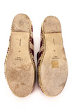 Celine striped espadrilles Size 7  [20% OFF] - OWN THE COUTURE