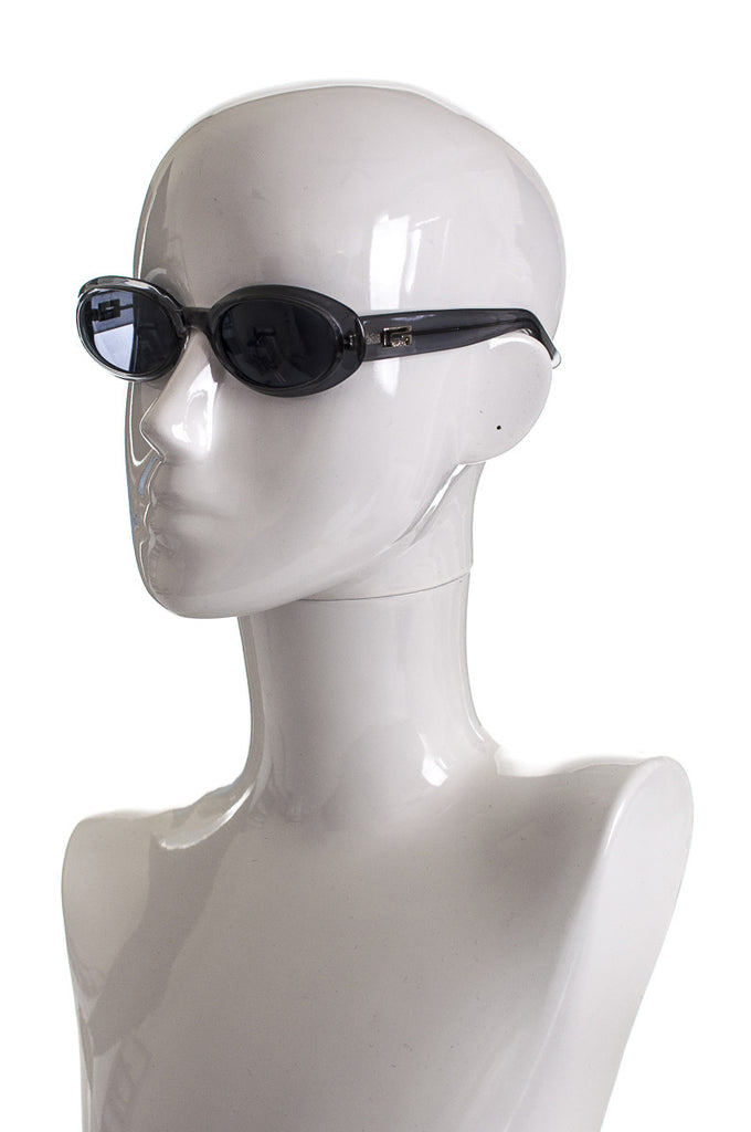 Gucci oval sunglasses  [20% OFF] - OWN THE COUTURE