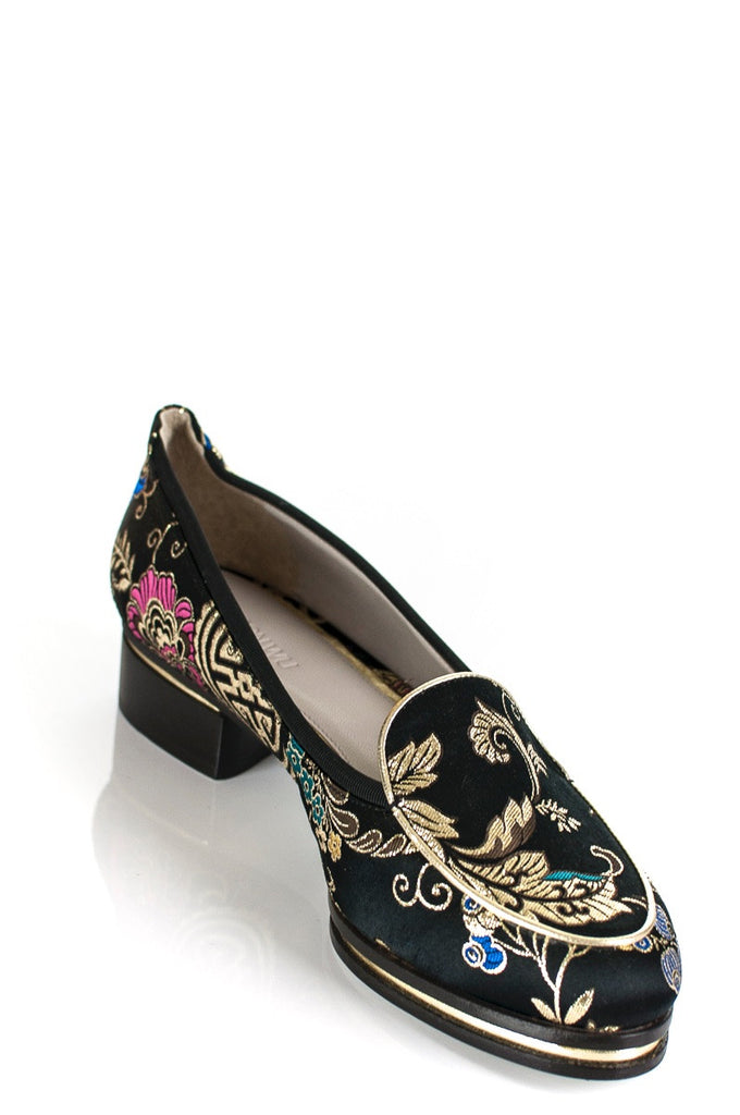 Jason Wu Little Emperor brocade loafer New Size 11 - OWN THE COUTURE  - 2