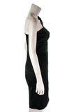 Karen Millen beaded one shoulder dress Size S | UK 10 [40% OFF] - OWN THE COUTURE
