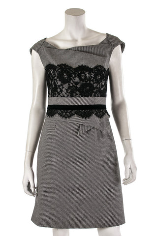 Michael Kors snakeskin print shift dress Size M | US 8 [20% OFF]