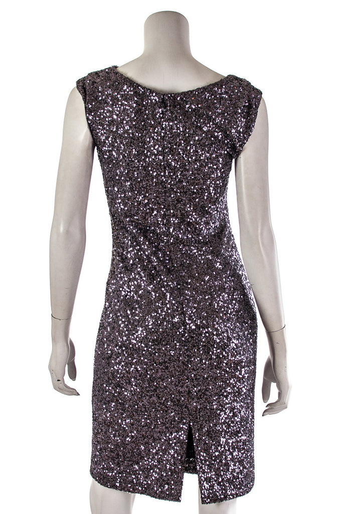958d767e ... L.K. Bennett Jazz sequin embellished dress Size S | UK 10 [20% OFF] ...