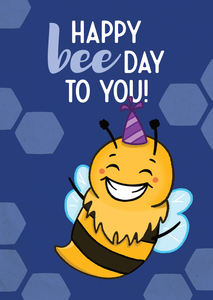 Birthday Bee - O'Connor Design