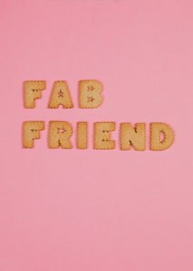 Fab Friend - Natasha James Designs