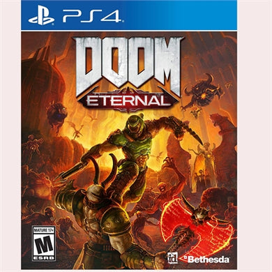 Doom Eternal 1st PS4