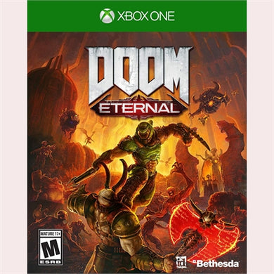 Doom Eternal XBO