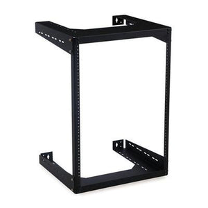 "15U 18"" Open Frame Wall Rack"