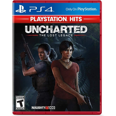 PS4 UC THE LOST LEGACY HITS