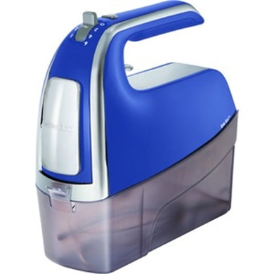 Hb Hand Mixer Blue With Chrome
