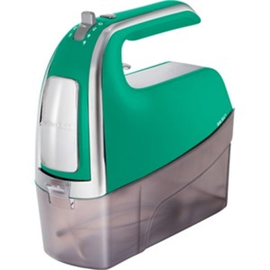 Hb Hand Mixer Emerald With Chrome