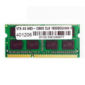 4GB DDR3 1600 MHz CL9 SODIMM