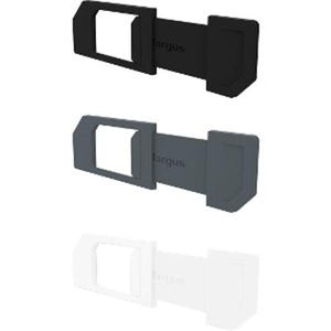 Webcam Cover 3 pk Blck Gry Wht