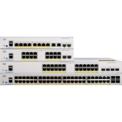 Cat 1000 16port GE POE Ext PS