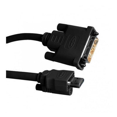 DVI to HDMI Locking Cble MM 6'