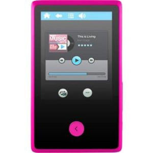 "2.4"" MP3 Video Player Pink"